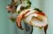 Calamares a la plancha con mojo de cilantro