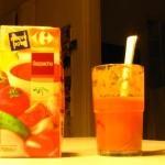 Gazpacho Carrefour (2 puntos)