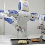 Robot chefs en Tokio
