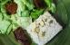 Terrina de pollo al Oporto con pistachos