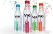 Coca-Cola prueba un refresco lácteo con burbujas