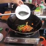 Curso de wok en Yangshuó