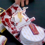Los 'unhappy meals' sangrientos de PETA
