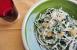 Espaguetis con finas hierbas