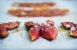 Higos con jamón y vinagre balsámico