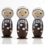 Chocolates del espacio exterior