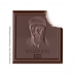 Bin Laden chocolates for american troops