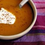 (Español) Sopa mora de zanahoria