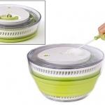 (Español) Centrifugador plegable de ensaladas