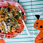 <!–:es–>Ensalada de judías verdes, 'mongetes' y sardinas<!–:–>