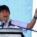 Evo Morales y la comida que te hace gay y calvo