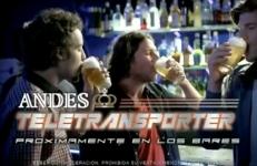 El 'teletransporter' de cerveza