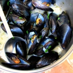 (Espaol) Mejillones marineros a la belga