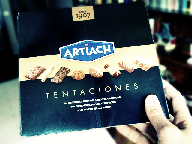 Artiach Tentaciones