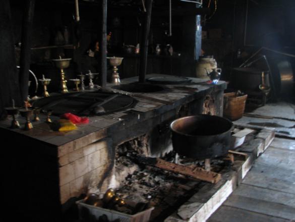 cocina monasterio