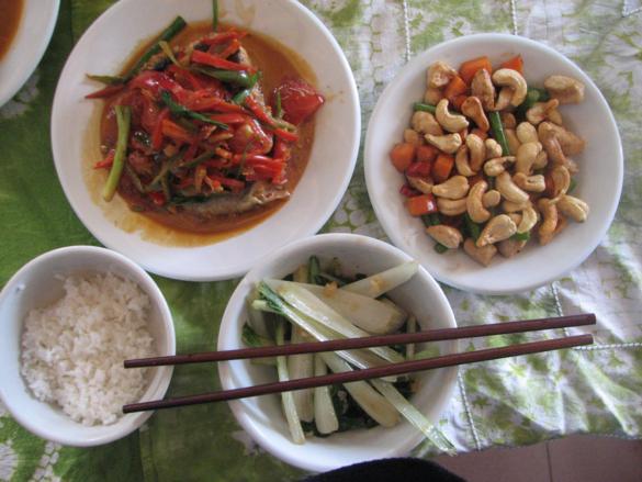 curso cocina yangshuo comida