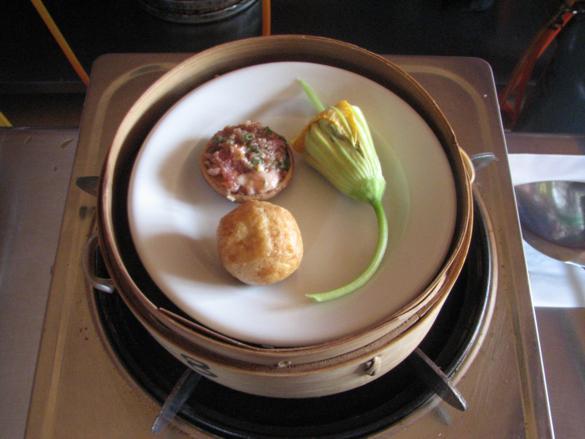 curso cocina yangshuo vapor