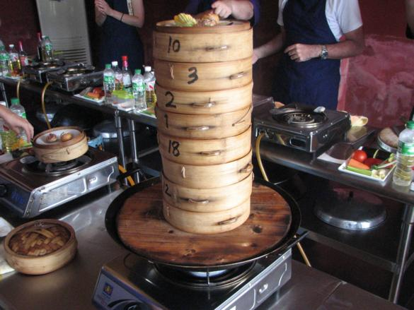 curso cocina yangshuo vaporeras