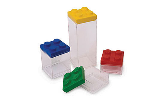 botes almacenaje lego