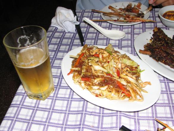 noodles vinagre