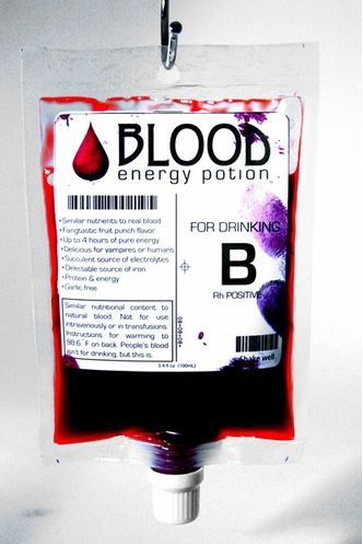 blood energy potion