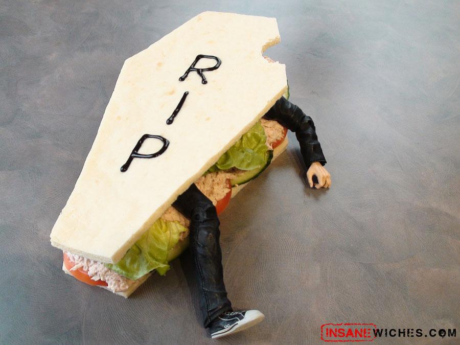 sandwich muerto