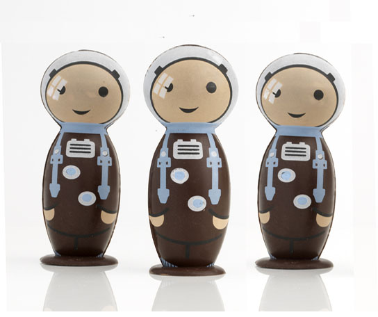 spaceman chocolate