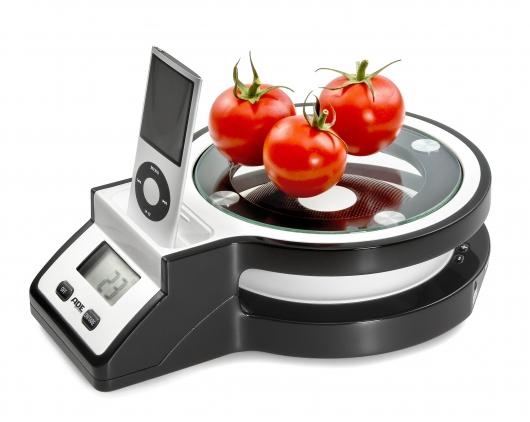 balanza de cocina rihanna