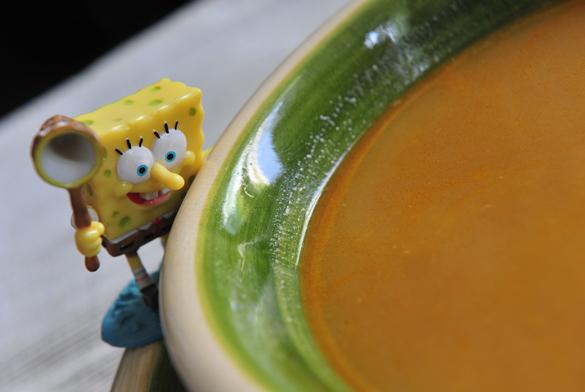 sopa de pescado de mi madre