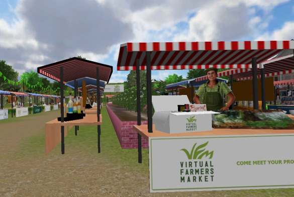 virtual farmers market