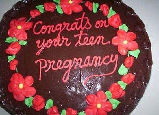 tarta embarazo
