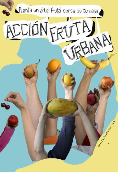 accion fruta urbana