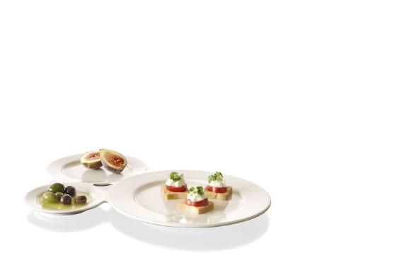fuente tres platos moma