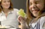 niños no comen de nada