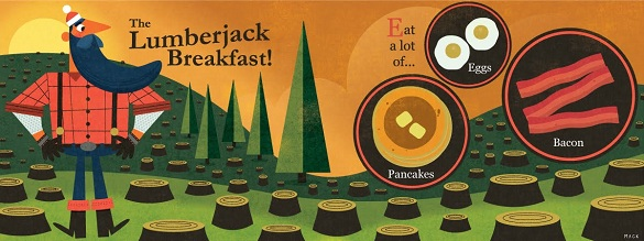 lumberjack breakfast